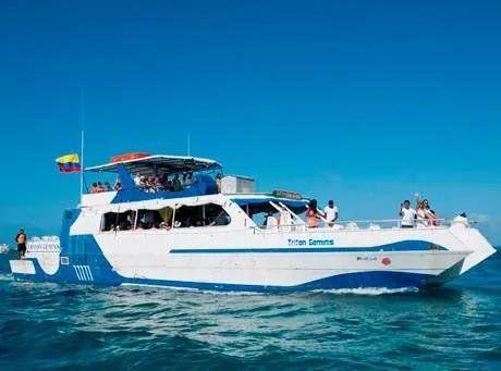 Tour por la Bahia – San Andrés – ConociendoColombia.com:- Conozca su País.